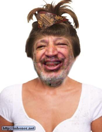 chupate esta mandarina Arafat-puto