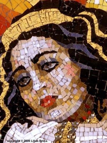 queen-esther-mosaic-portrait-lilian-broca