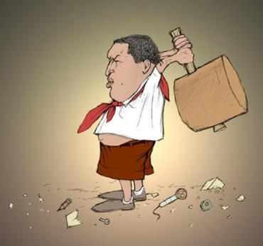 caricatura-de-chavez