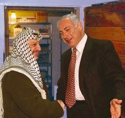Netanyahu-arafat