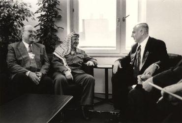 Netanyahu_Arafat_Shaath