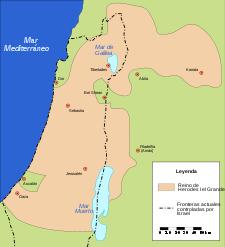 Reino de Herodes I, el Grande