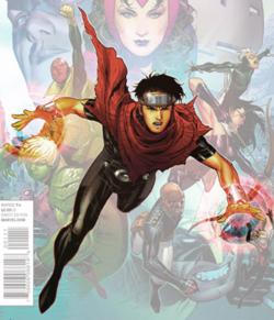 Wiccan, de los Young Avengers