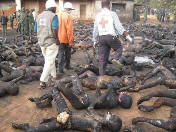 Queman Cristianos en Nigeria 2012 Así es Como Nos Agradecen Los