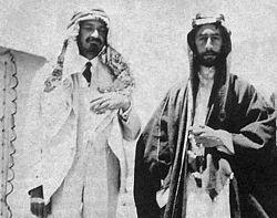 Weizmann y Feisal