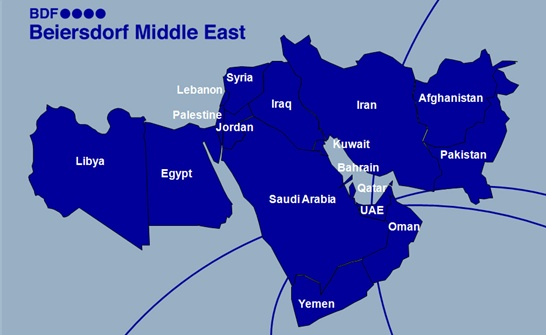 Patria juda desde el ro nilo hasta el ro eufrates pgina 631 plus here is a map of the middle east according to its parent company beiersdorf gumiabroncs Images