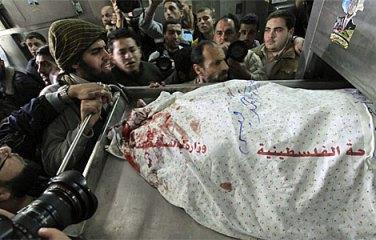 El terrorista, ahora feliz, se ha reunido con sus huries