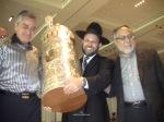 100 sefarim de comunidad judia Monte Sinai mexico070