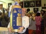100 sefarim de comunidad judia Monte Sinai mexico116