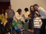 entrega padres para padres en el teleton de la comunidad judia ashkenazi mexicoi133