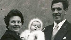 Bebé Begoña Urroz, primera víctima de ETA