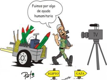 Cruce Gaza-Egipto