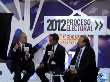 Foro judío en las elecciones 2012