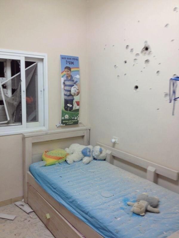 Descripción gráfica de la incompetente política israelí contra terroristas en Gaza