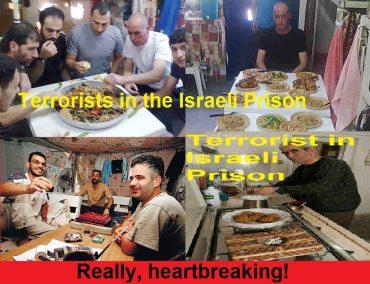 Carceles en Israel, asi viven los terroristas