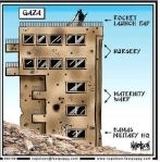 Amud Anan - Hamas - Building