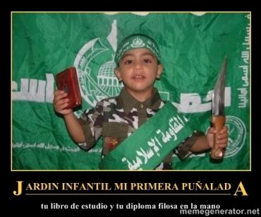 EL FUTURO DE LA NIÑEZ EUROPEA BAJO LA INVASION ISLAMISTA TERRORISTA