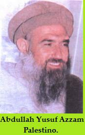 Abdullah Yusuf Azzam-Palestino 1941-1989