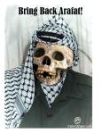 arafat corpse