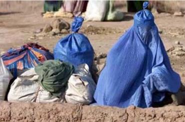 burqa-dump