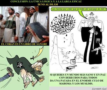 conclusión di no al islam