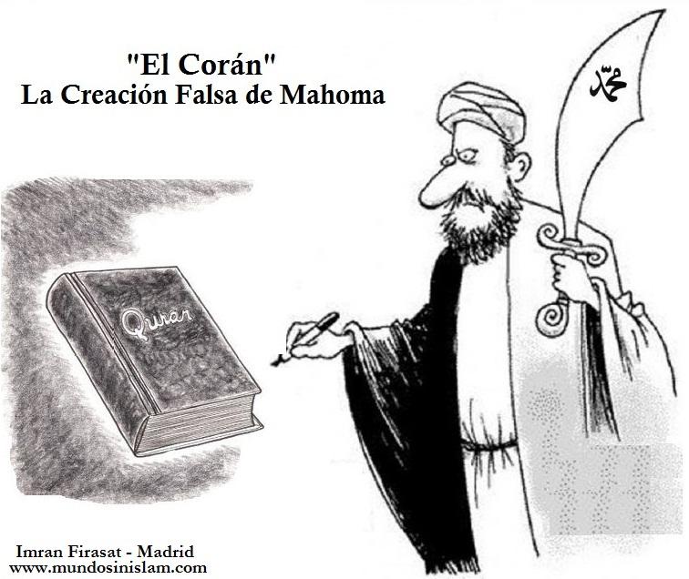 Coran-La-Creación-falsa-de-Mahoma