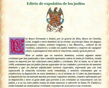 Edicto expulsión de judios(1)