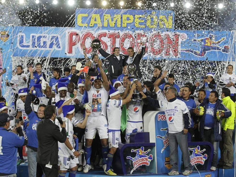 Futbol Millonarios vs Medellin Final Liga Postobon