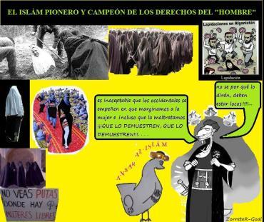Islám pionero y campeón de los derechos del -HOMBRE- (1)