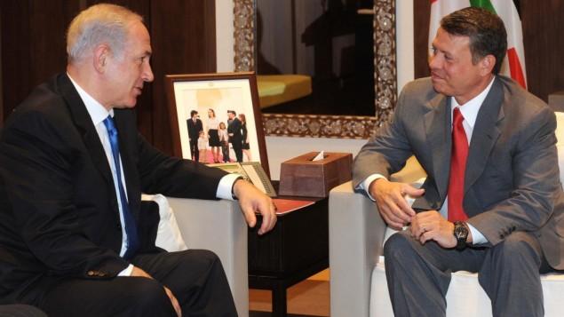 la proxima guerra netanyahu rey abdullah israel jordania siria armas quimicas
