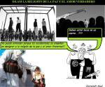 La religión de la paz y elamor-I