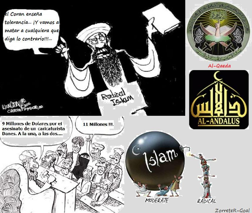 Los musulmanes los mas coherentes y nunca mienten (2)