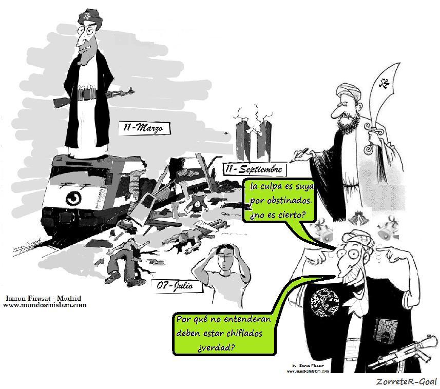 Los musulmanes los mas coherentes y nunca mienten (3)