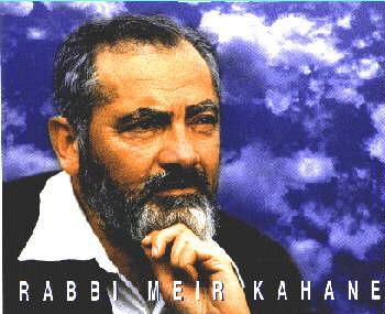 Meir Kahane Rabbi