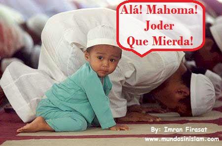 Niño-musulmana-Confundido