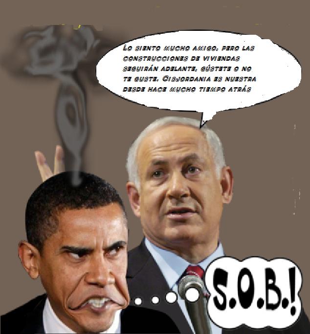 Obama el cachón