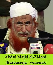 Barbarroja Abdul Majid al-Zidani de yemen