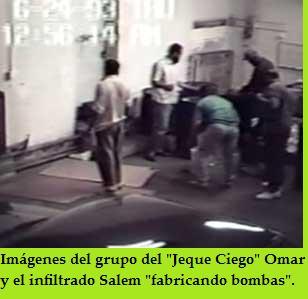 Emad Salem fabrica bombas