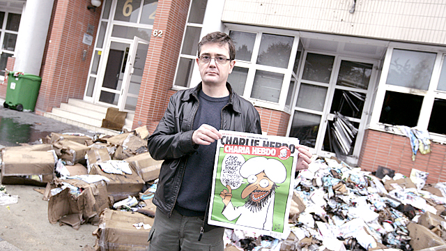 The Charlie Hebdo's publisher, known onl