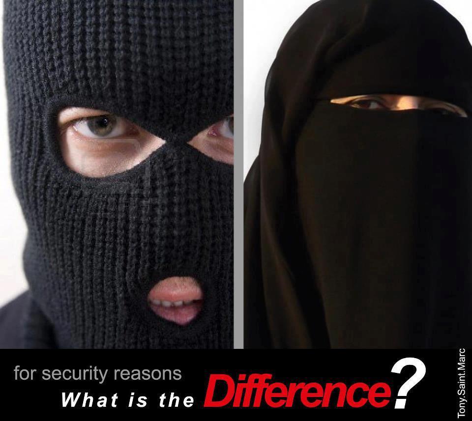 La verdad sobre el  BURKA ISLAMICO