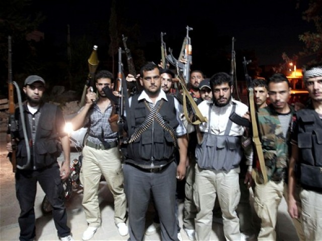 la proxima guerra rebeldes sirios se uniran a al-qaeda por ayuda militar