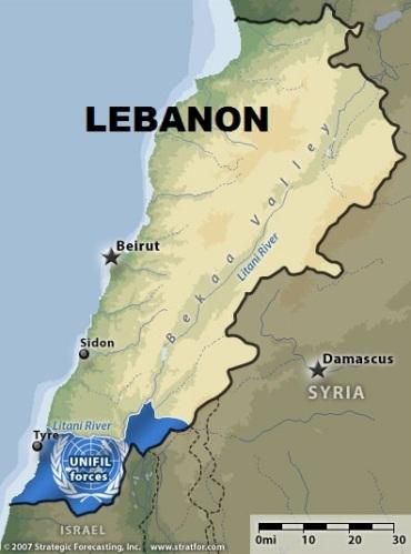 la proxima guerra unifil libano lebanon onu un peace forces fuerzas de paz