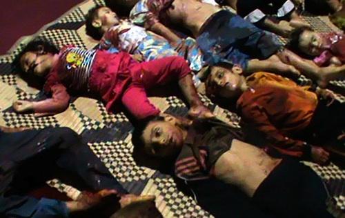 Siria-ninos-asesinados-por-mercenarios