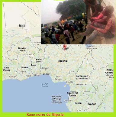Kano norte de Nigeria.