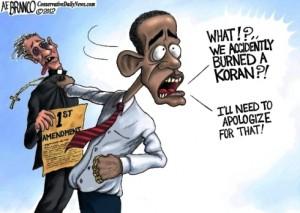 koran-burn-apologize-obama-marxist-muslim-tony-branco-conservative-daily-news-300x213