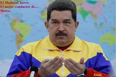 Maduro Chavez