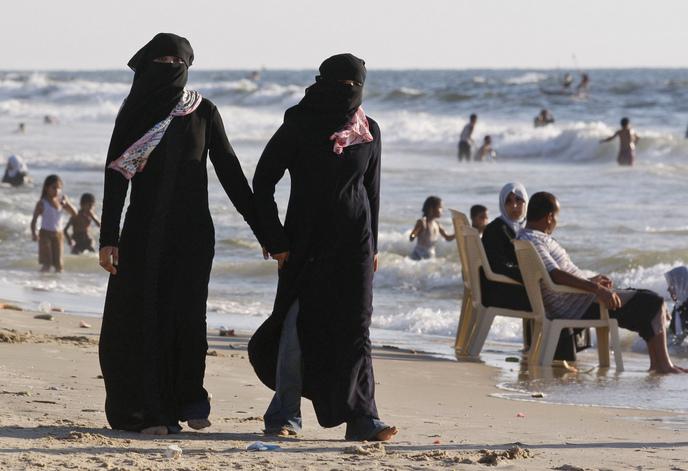 Palestinians More Islamic