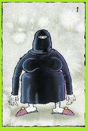 Prohibir el burka1