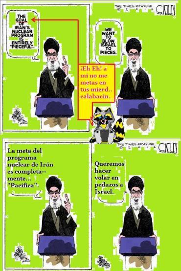 The Goal por Iraní