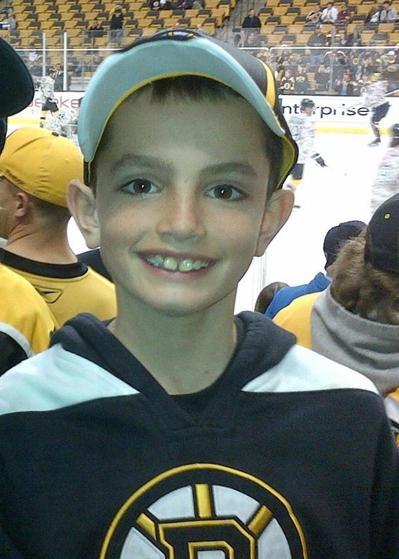 Richard Martin, 8 años. Esta ricura de niño es la que esa cañalla asesino.